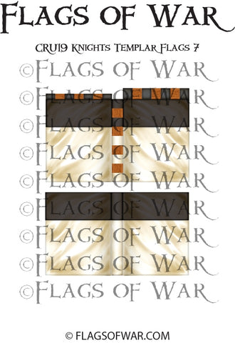 CRU19 Knights Templar Flags 7