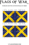 ECWC36 Scottish Covenanter Flags 1650 (Make your own)
