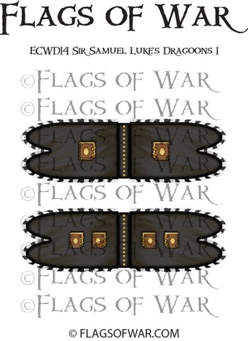 ECWD14 Sir Samuel Luke's Dragoons (Parliment) 1