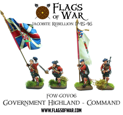 FOW-GOV06 Government Highland - Command