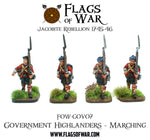 FOW-GOV07 Government Highlanders - Marching