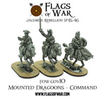 FOW-GOV10 Mounted Dragoons - Command