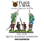 FOW-JAC10 Royal Ecossais Command
