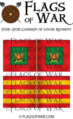FOW-JF05 Cameron of Lochie Regiment