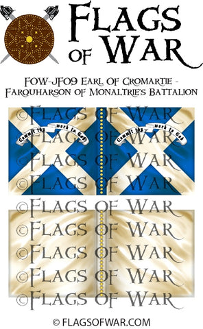 FOW-JF09 Earl Of Cromartie - Farquharson of Monaltries Battalion