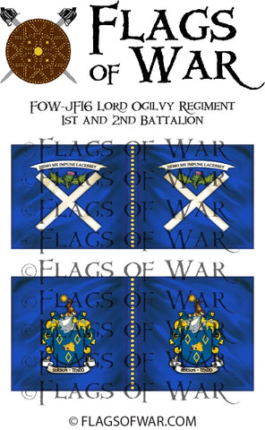 FOW-JF16 Lord Ogilvy Regiment