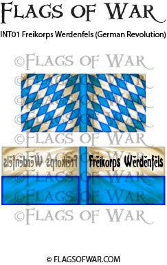 INT01 Freikorps Werdenfels (German Revolution)