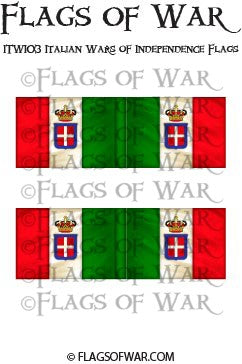 ITWI03 Italian Wars of Independence Flags