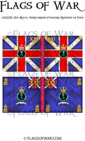 JACG05 21st (Royal North-british Fusileers) Regiment of Foot