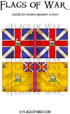 JACG15 6th (Guise's) Regiment of Foot