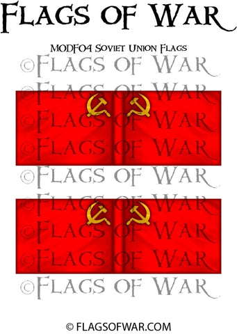 MODF04 Soviet Union Flags