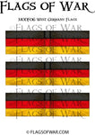 MODF06 West Germany Flags