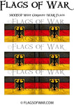MODF07 West Germany (WAR) Flags