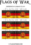 MODF08 East Germany Flags