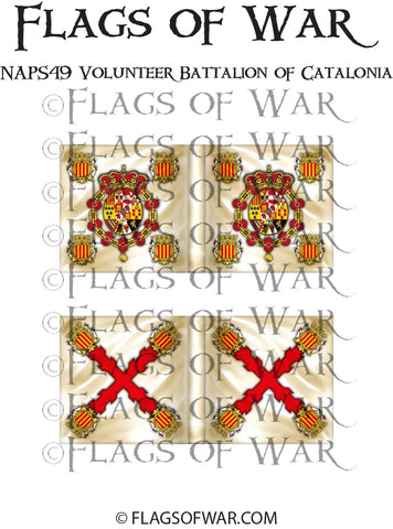 NAPS49 Volunteer Battalion of Catalonia