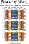 NFR18 58th,59th,60th French Regiments Line 1812 Pattern