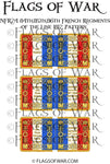 NFR24 84th,85th,86th French Regiments Line 1812 Pattern