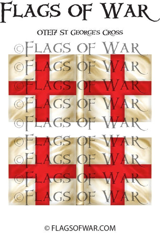 OTE17 St George's Cross