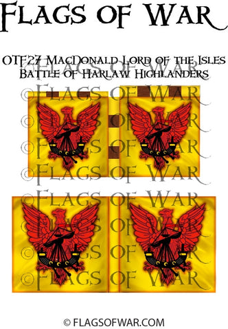 OTF27 MacDonald Lord of the Isles