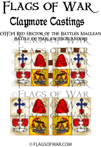 OTF34 Red Hector of the Battles Maclean