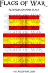 SCWN04 Spanish Flags