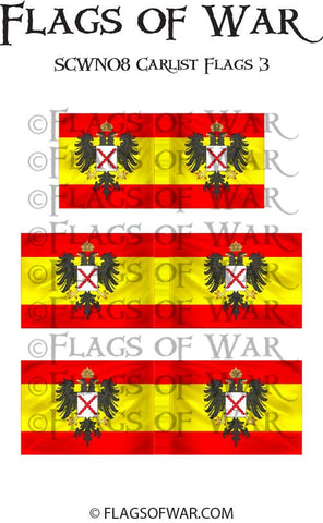 SCWN08 Carlist Flags 3