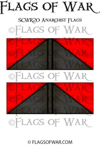 SCWR20 Anarchist Flags