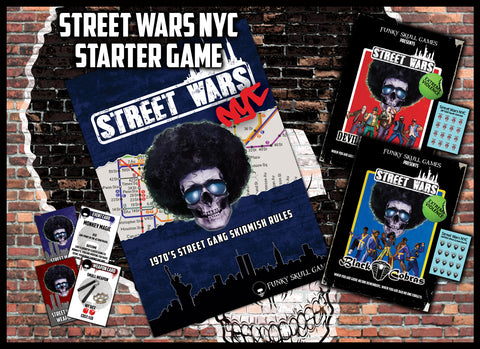 SWNYC-R03 Street Wars NYC Starter Game