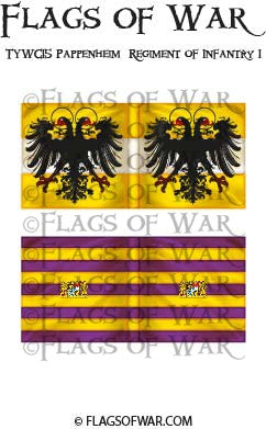 TYWC15 Pappenheim Regiment of Infantry 1