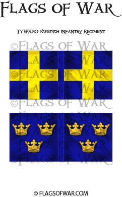 TYWS20 Swedish Infantry Regiment
