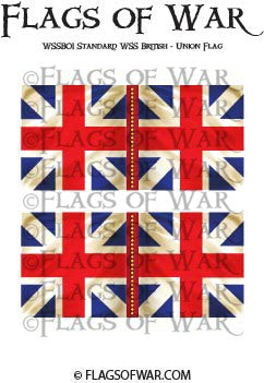 WSSB01 Standard WSS British - Union Flag