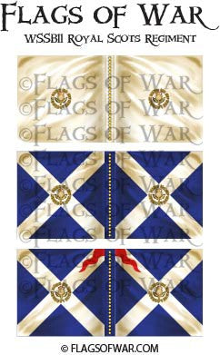 WSSB11 Royal Scots Regiment