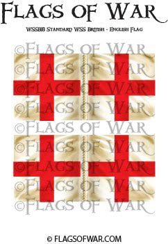 WSSB18 Standard WSS British - English Flag