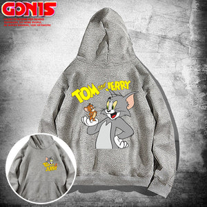 2020 Unisex Uniform Fleece Hoody Sweatshirt Hoodie Sweater Coat