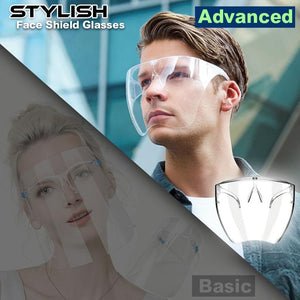 [60% OFF] Advanced Face Shield Glasses