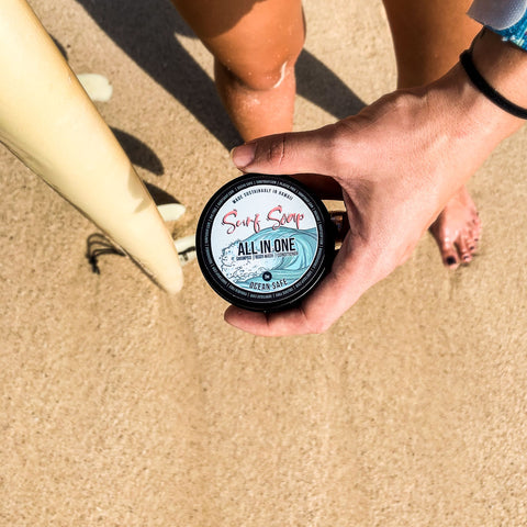 Surf Soap All In One