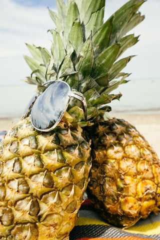 natural hair and skin care pineapple from hawaii surf soap
