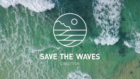 save the waves coalition - surf soap