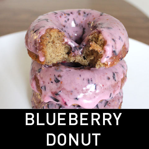 Blueberry Donut