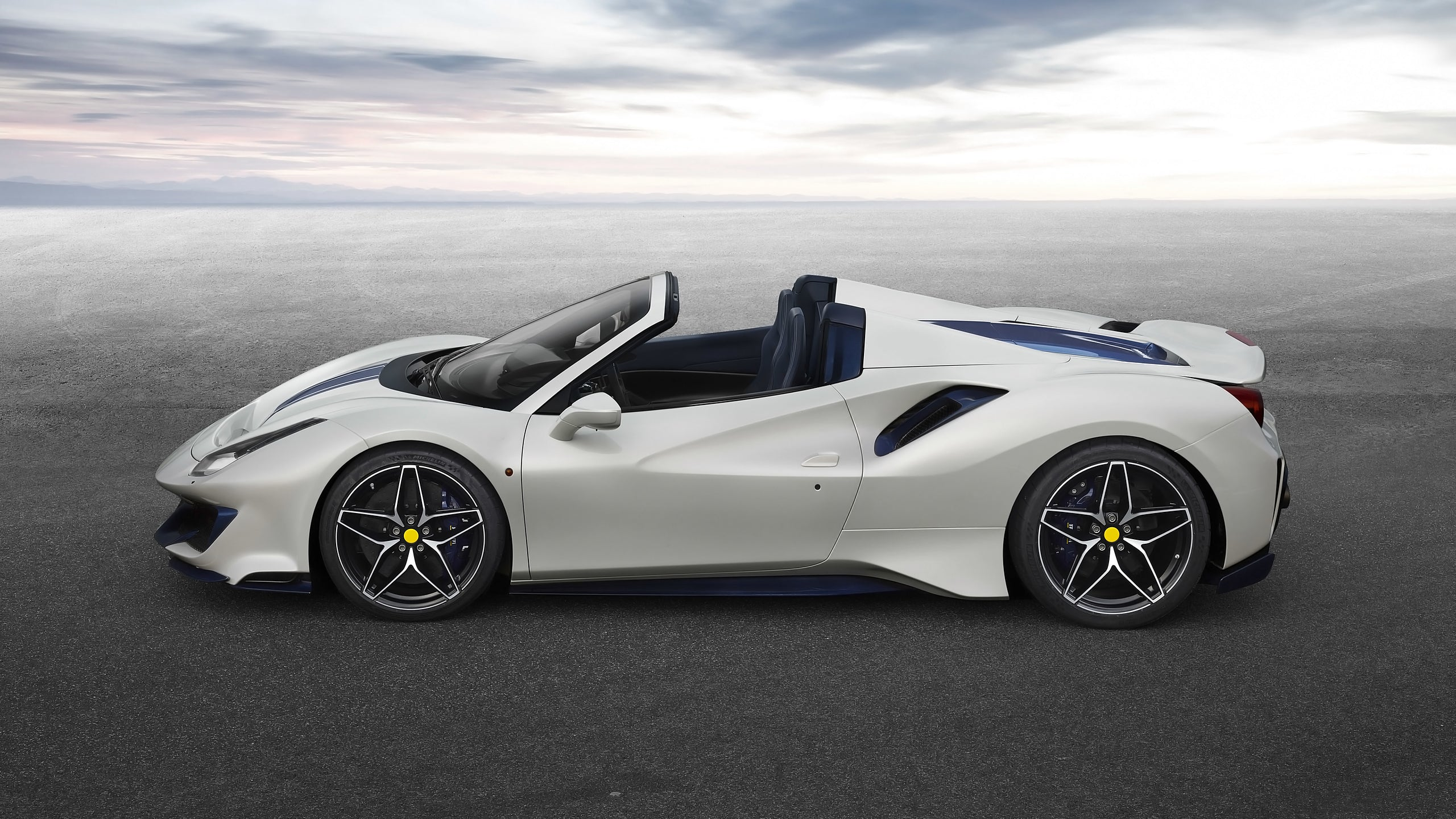 FP 226 - Aftermarket Custom Made Fully Forged Wheels Set To Fit Most Ferrari