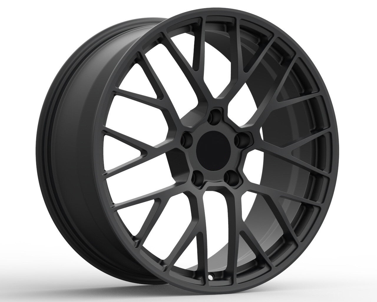 PN 223 - Aftermarket Custom Made Fully Forged Wheels Set To Fit Porsche 911 997 991 992 718