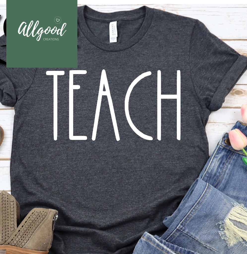 Teach Simple T-Shirt