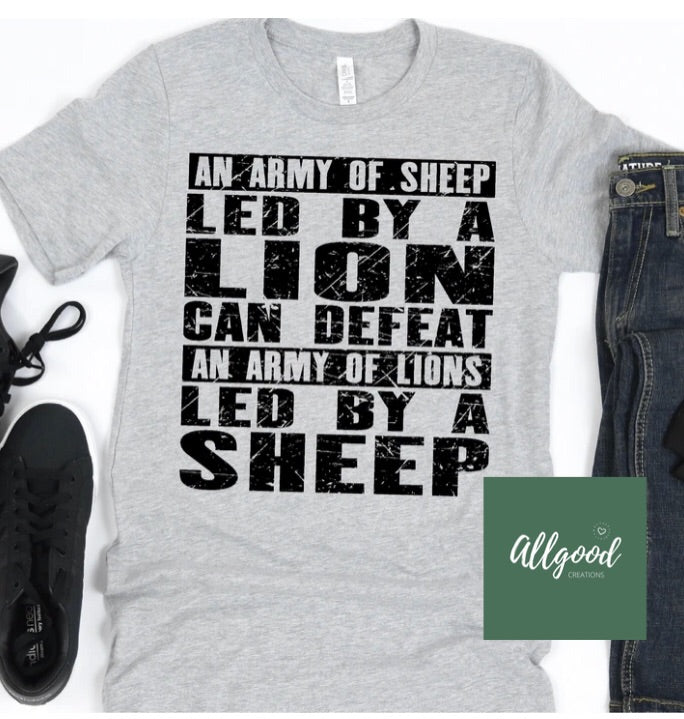 An Army of Sheep T-Shirt