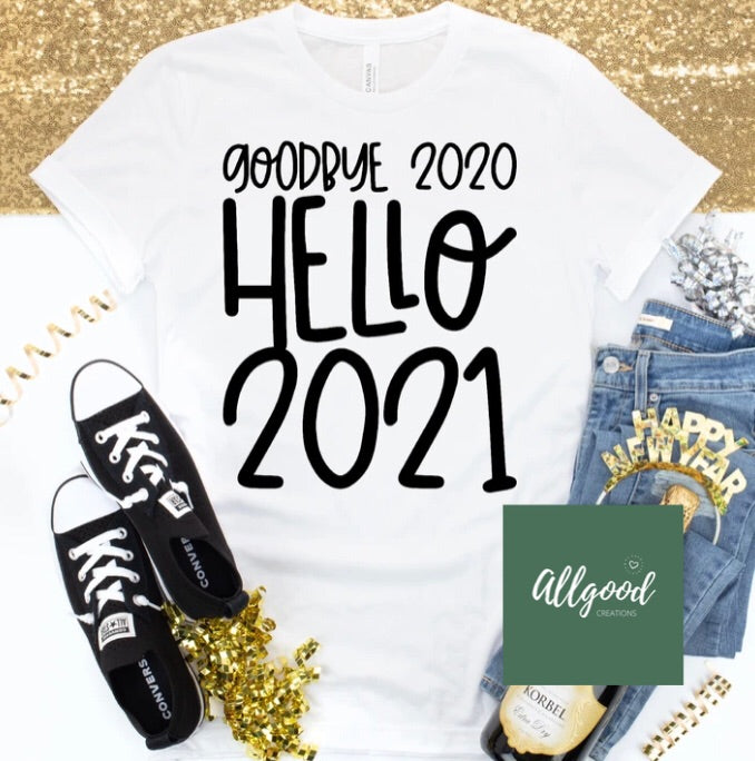 Goodbye 2020 T-Shirt