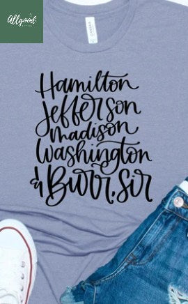 Men of Hamilton T-Shirt