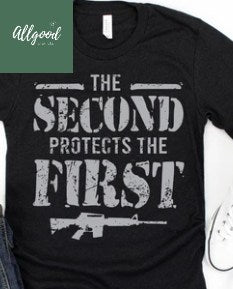 The Second Protects the First T-Shirt