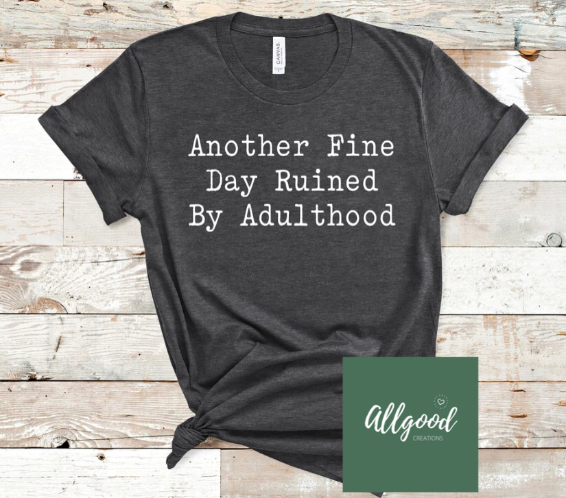 Another Fine Day T-Shirt