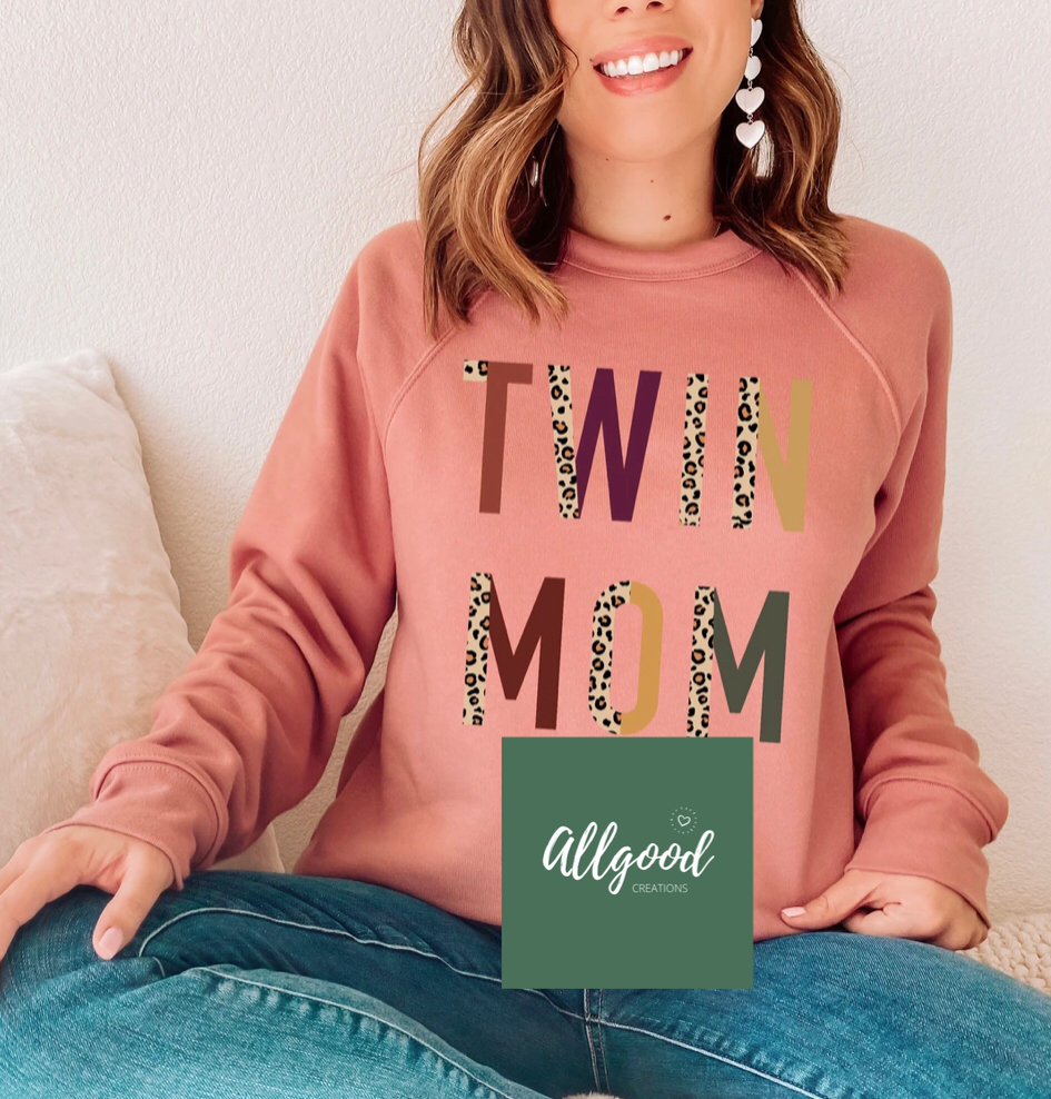 Twin Mom T-Shirt