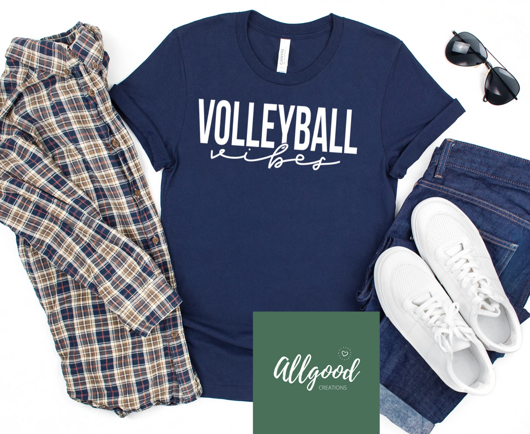 Volleyball Vibes T-Shirt