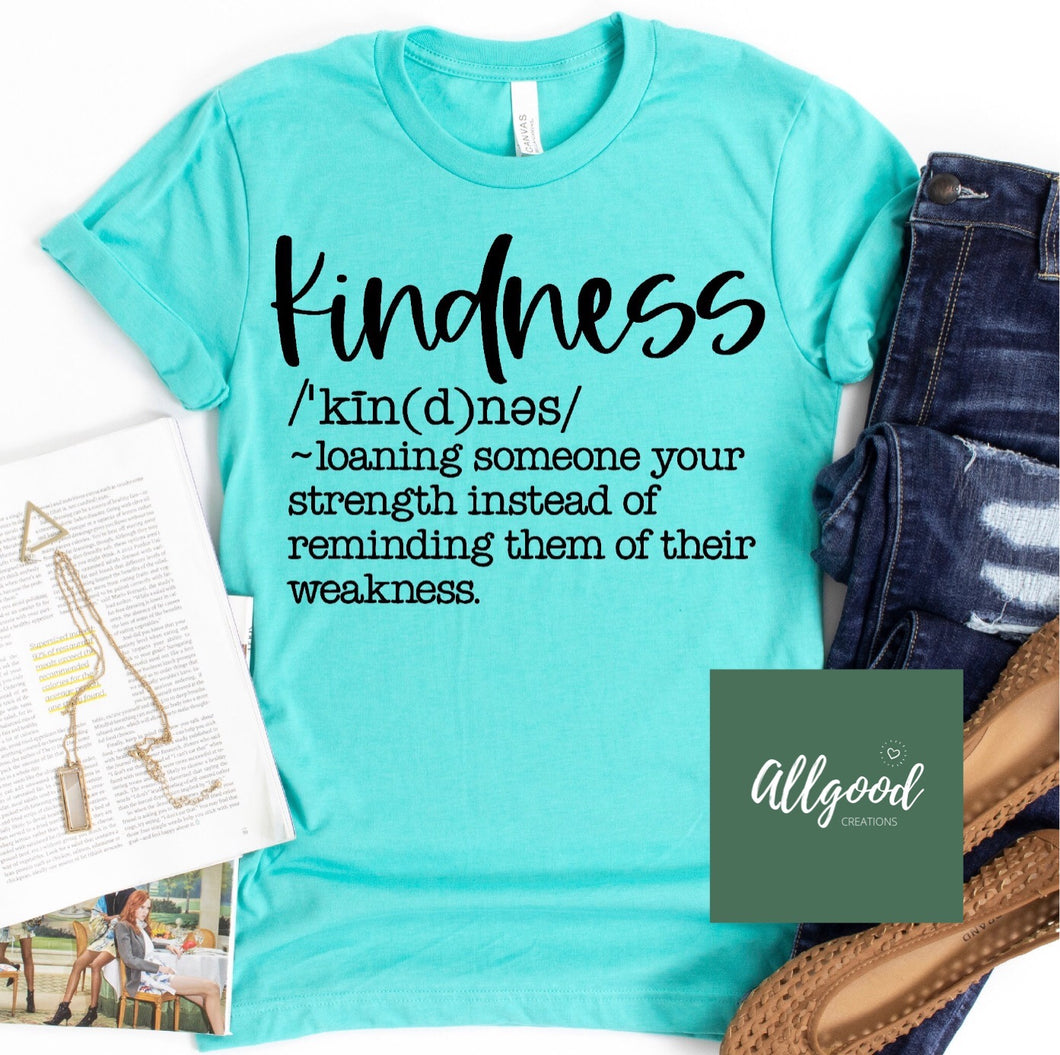 Kindness Is T-Shirt